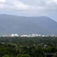 Mountains in Cairns