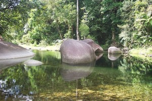 babinda boulders - living in cairns - things to do in cairns 1