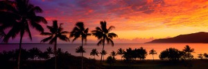 live in Cairns - Cairns sunset