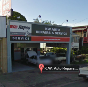 living in cairns - kw auto repairs