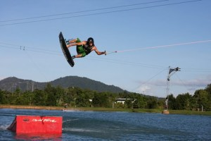 things to do in cairns - cable ski cairns (2)