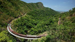things to do in cairns - Kuranda Scenic Railway